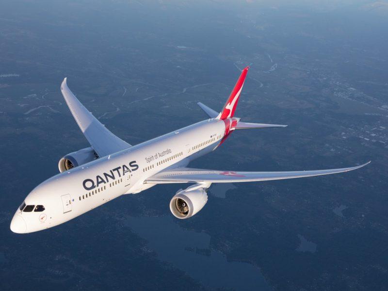Австралийская авиакомпания Qantas успешно выполнила первый в истории беспосадочный рейс между Нью-Йорком и Австралией