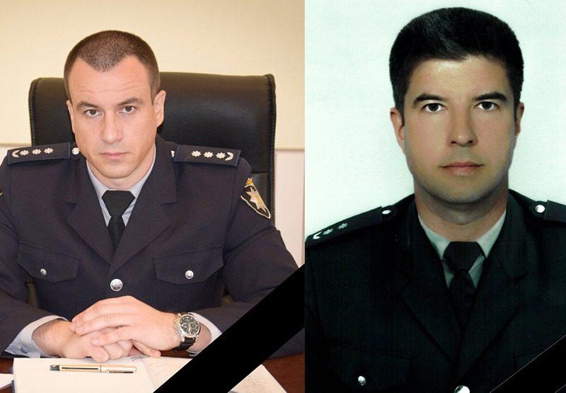 Завтра в Херсоне попрощаются с погибшими в ДТП руководителями управлений полиции Николаевщины