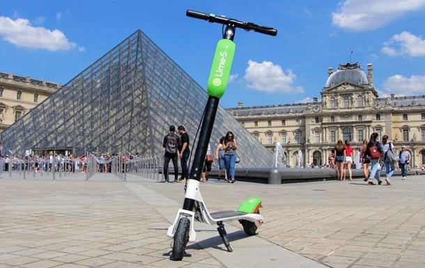 Во Франции ввели правила и штрафы для электросамокатов