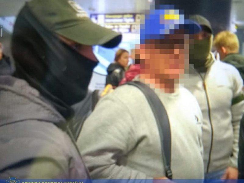 Подозреваемого в работе на Россию экс-заместителя министра экономики времен Порошенко задержали в аэропорту «Борисполь» (ФОТО)