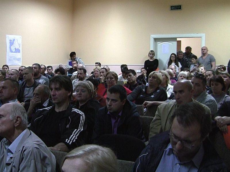 Лучше один раз увидеть. «НИБУЛОН» хочет строить в Матвеевке терминал, состоялись общественные слушания (ФОТО, ВИДЕО)