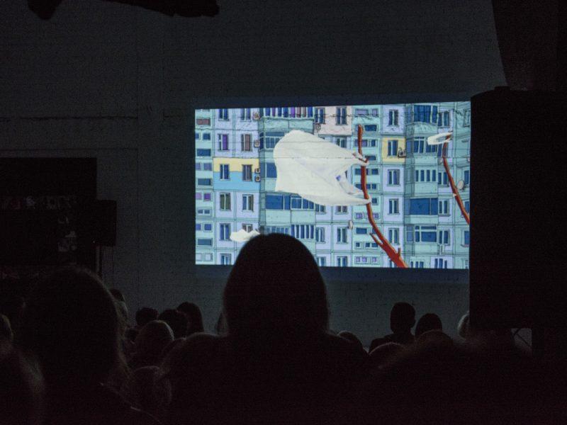 В Николаеве показали best of the best мировой анимации с трех континентов (ФОТО)
