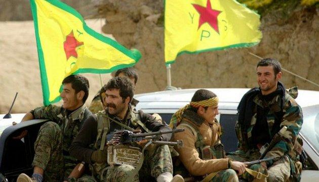 Сирийские курды готовы отойти от границы с Турцией