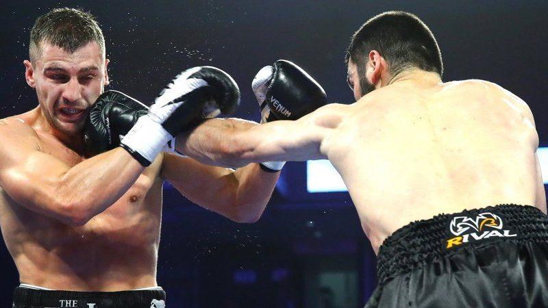 Гвоздик проиграл бой Бетербиеву и потерял титул чемпиона мира