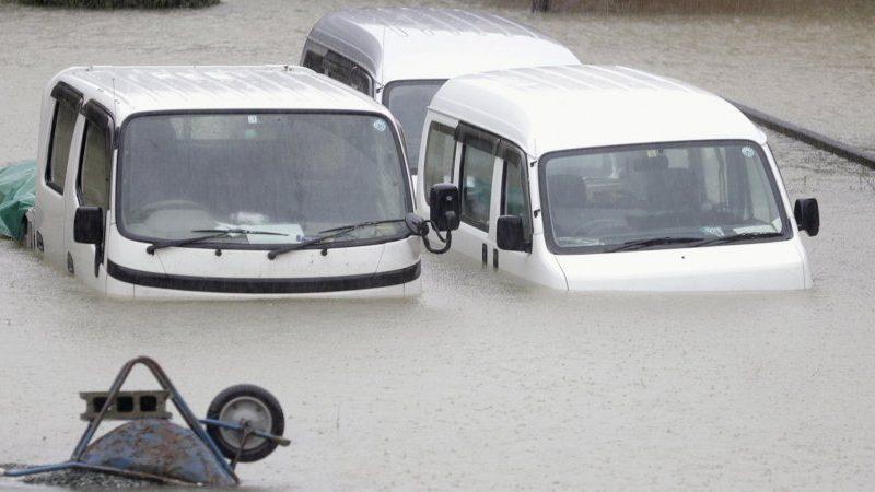 Тайфун Хагибис в Японии: двое погибших, 60 раненых