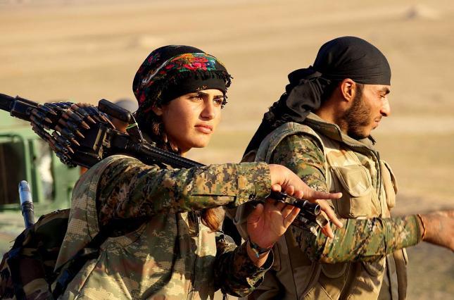 Брошенные западными союзниками, сирийские курды заключили союз с Асадом