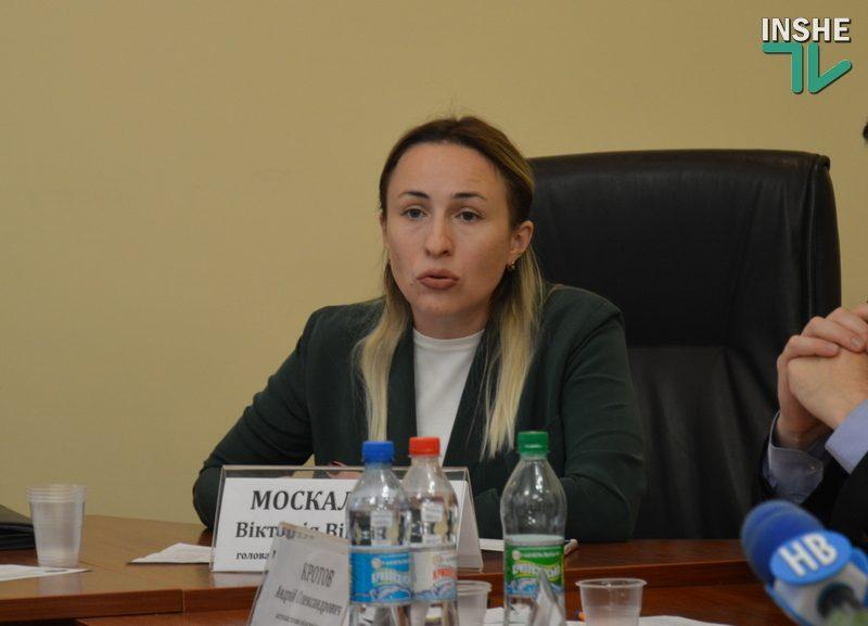 Виктория Москаленко: «Глава Николаевской ОГА А.Стадник продолжает свое незаконное вмешательство в работу органа местного самоуправления»