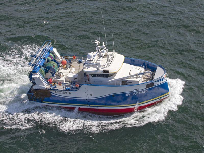 Траулеры для французских рыбаков строят по проекту  КБ из Николаева