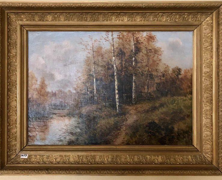 «Родовид банк» продаст картины из собственной коллекции – 9 полотен XVIII-XIX вв.