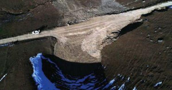 В Турции из-за поисков римского золота кладоискатели осушили озеро ледникового периода