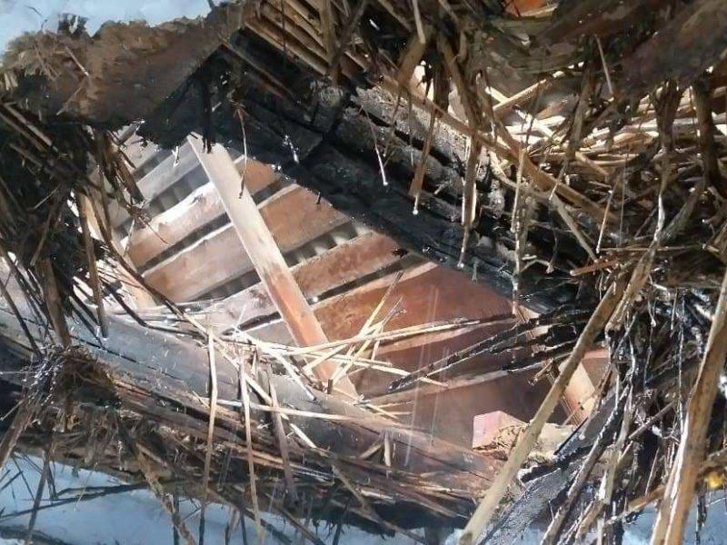 На Николаевщине за сутки потушили два пожара в жилом секторе