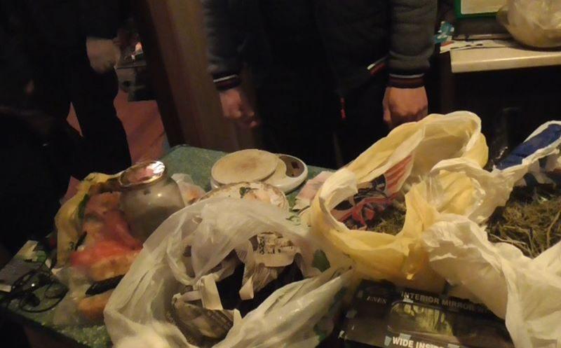 В Вознесенском районе Николаевщины задержали двух местных жителей с 7 кг конопли (ФОТО)
