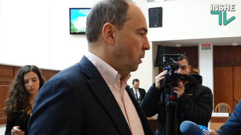Михаил Соколов: «Заминирование Николаевского облсовета – политическое» (ФОТО, ВИДЕО)