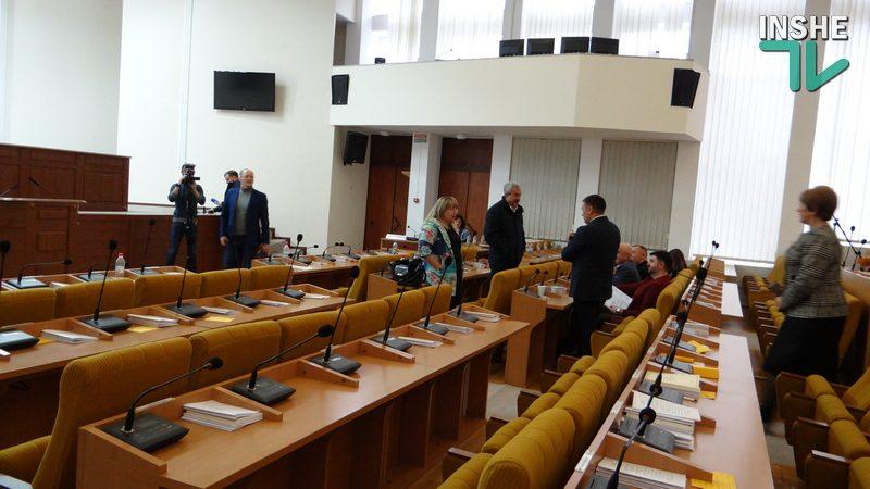 «Мы обоср*лись»: «депутаты-революционеры» Николаевского облсовета так и не смогли собрать голосов за отставку Москаленко (ВИДЕО)