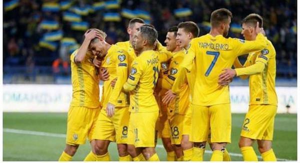 Сборная Украины определилась, где будет базироваться во время финальной части Евро-2020