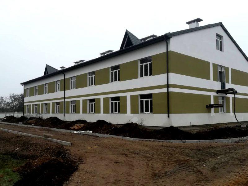 До конца года казармы на полигоне «Широкий лан» на Николаевщине будут построены – если будет 100% финансирование (ФОТО)