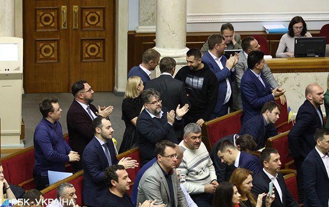 Рада приняла в целом госбюджет-2020