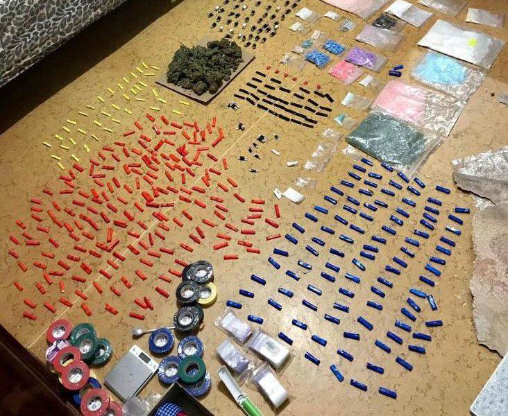 В Харькове у закладчика изъяли наркотиков на пять миллионов гривен