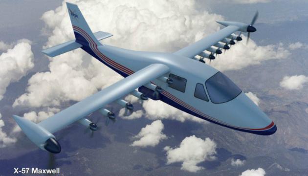 NASA представило первый полностью электрический самолет (ВИДЕО)