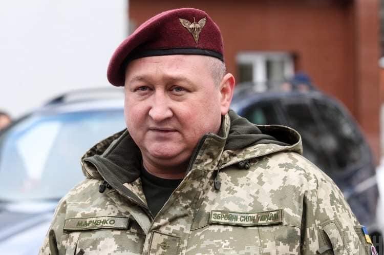 Минобороны удивил арест офицера 79 бригады Марченко: «Киборг и хороший военный»