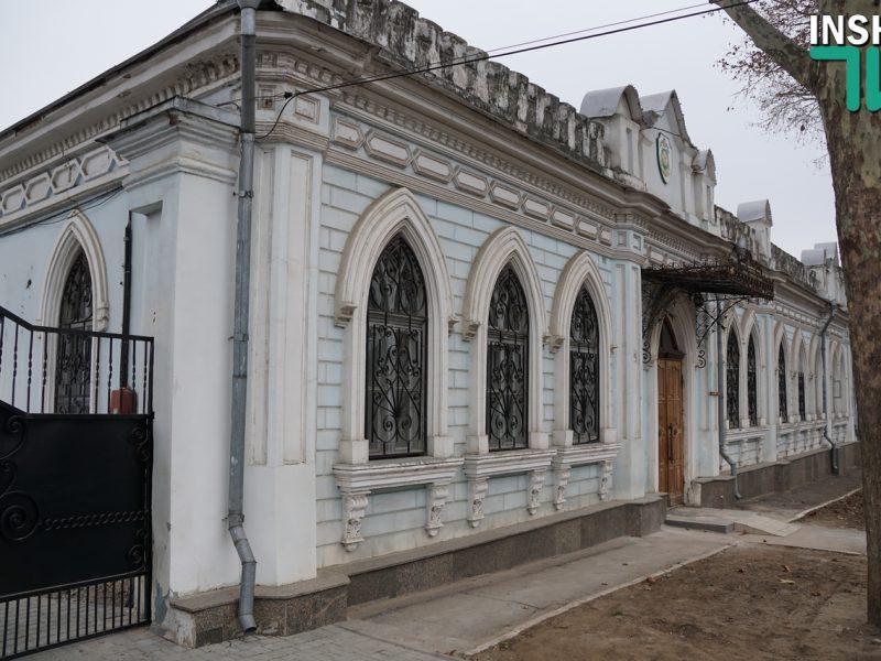 Николаевское руководство ГБР «в шоке» от нежелания облсовета передать государству историческое здание для реставрации