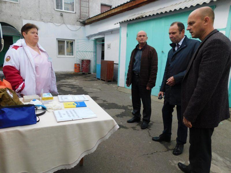 В Николаеве проверили пункты обогрева и горячего питания для бездомных (ФОТО)