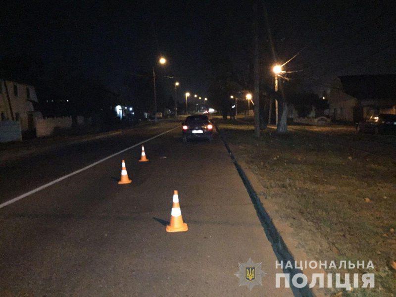 В Николаеве водитель ВАЗа сбил 13-летнюю девочку