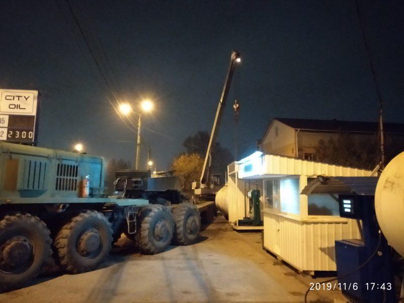 Скандал. Беззаконие против беззакония. Как СБУ в Николаеве борется с нелегальными АЗС (ВИДЕО)