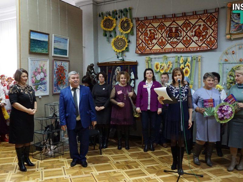 «Нові імена Миколаївщини»: у музею Верещагіна відкрили велику виставку робіт народних майстрів (ФОТО, ВІДЕО)