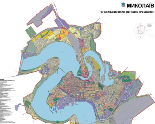 Принимать новый Генплан Николаева должен новый  состав горсовета, – Сенкевич