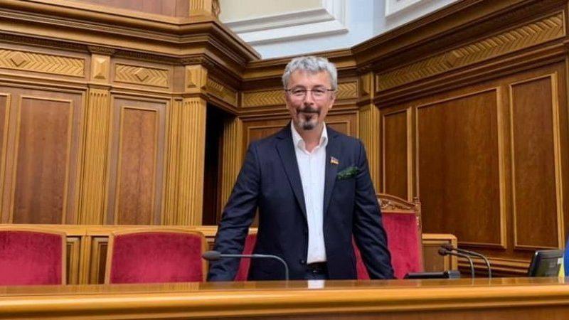 «Скорее да, чем нет». Нардеп Ткаченко ответил на вопрос об участии в выборах мэра Киева