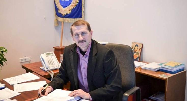 Мэру Дрогобыча объявили подозрение. Он набросился с кулаками на активиста