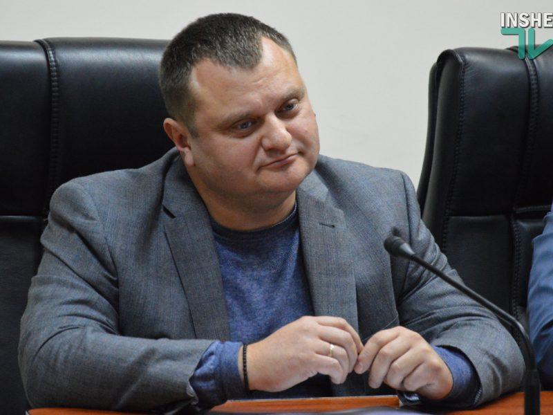 В Николаеве представили главу новосозданного управления стратегических расследований по борьбе с организованной преступностью (ВИДЕО и ФОТО)