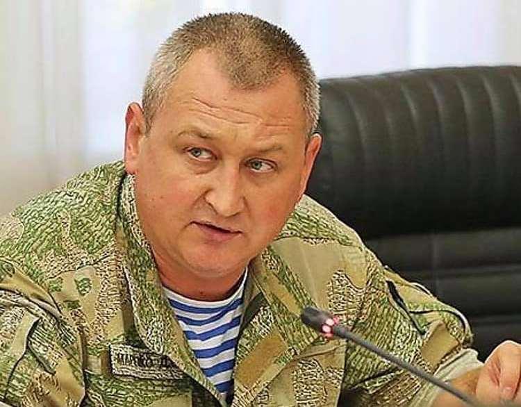 Печерский суд оставил под стражей генерала Марченко, бывшего защитника ДАП и офицера 79-ой бригады (ФОТО)