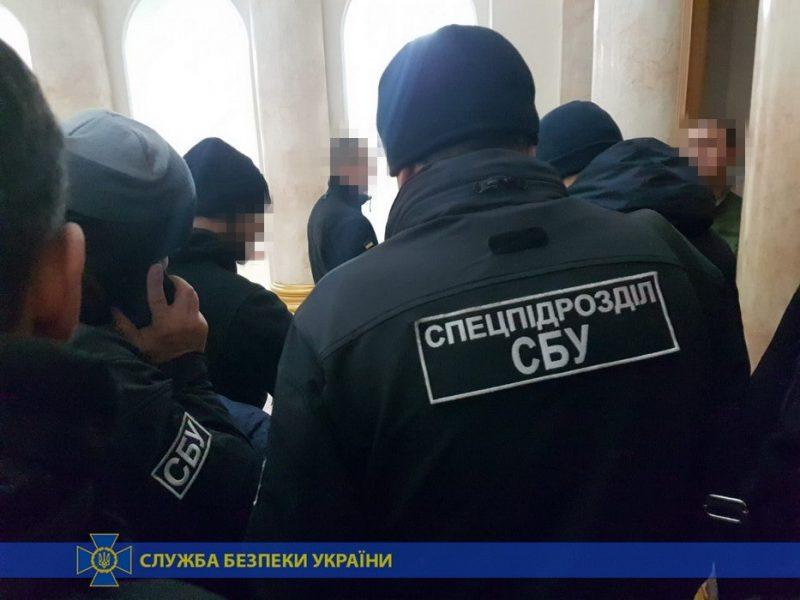Чиновники Одесского горсовета присвоили почти 100 млн.грн. из горбюджета, – СБУ (ФОТО)
