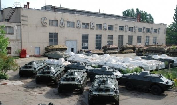 Николаевский БТРЗ подозревают в сговоре с ГК «Укрспецэспорт» с целью  завышения цен