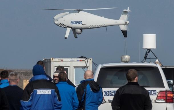 ОБСЕ подтвердила разведение сил у Петровского