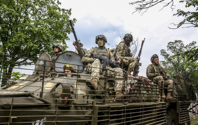 Штаб ООС: оккупанты девять раз нарушили «тишину», у Марьинки били противотанковые пушки