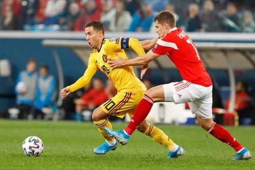 Российский комментатор «накаркал» гол в ворота своей команды в матче против Бельгии (ВИДЕО)