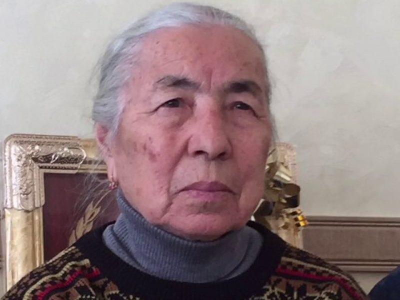 На админгранице с Крымом задержали легендарную татарскую диссидентку, гражданку США