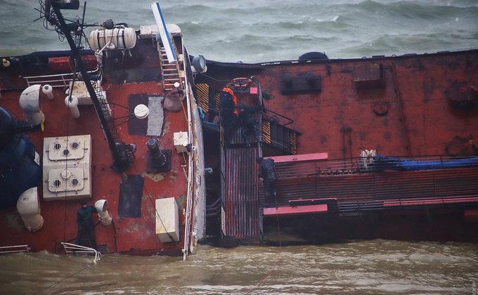 Разлив из танкера. Море у Delfi не загрязнено нефтепродуктами – прокуратура
