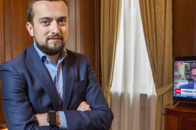 В Офисе президента назвали фейком сообщение о драке Баканова и Богдана