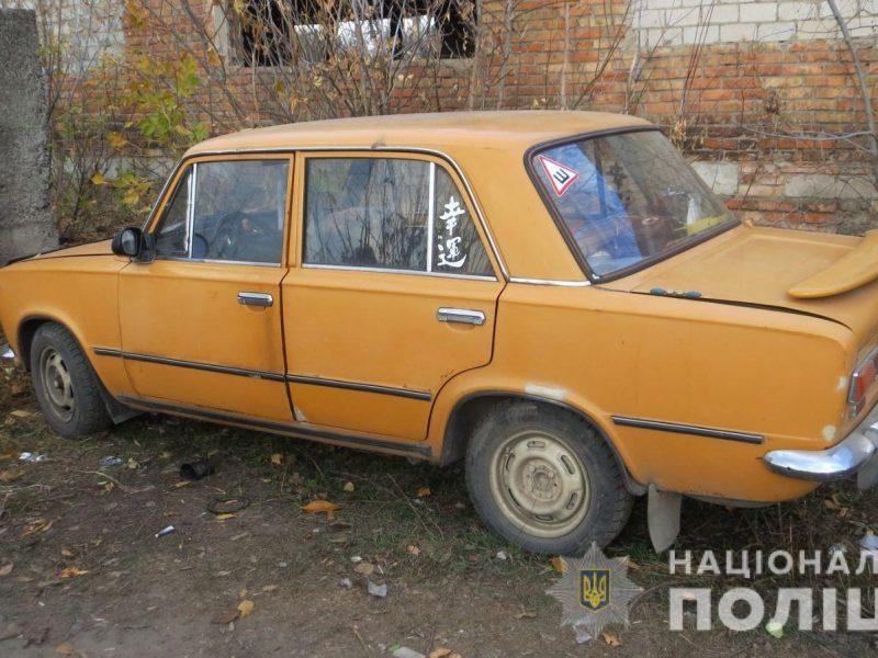 Криминальный талант: на Николаевщине подросток угнал семь ВАЗов (ФОТО)