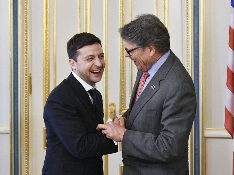 После встречи с Зеленским люди министра США получили нефтегазовое месторождение в Украине – СМИ