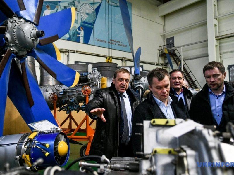 Разработки «Прогресса» не будет проданы вместе с «Мотор Сичью» (ФОТО)