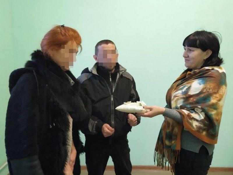 Нечастое событие: в колонии на Николаевщине «отгуляли» свадьбу (ФОТО)