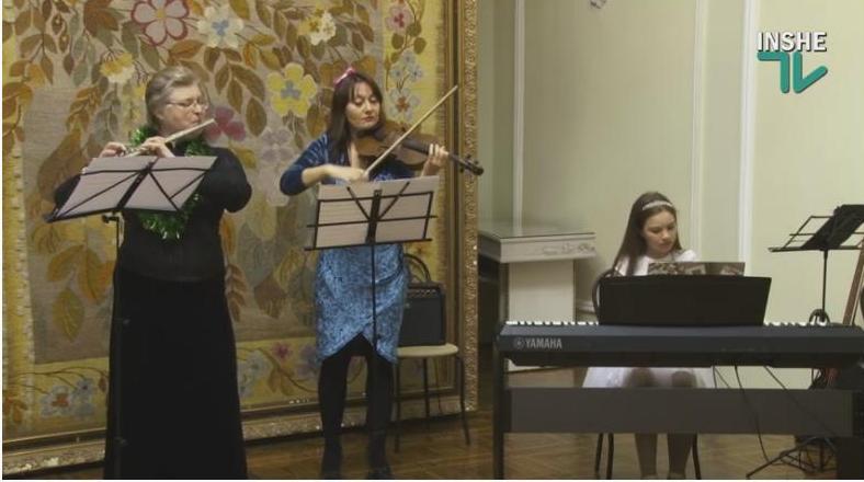 Николаевский клуб композиторов Ad Libitum отметил свой день рождения концертом (ВИДЕО)