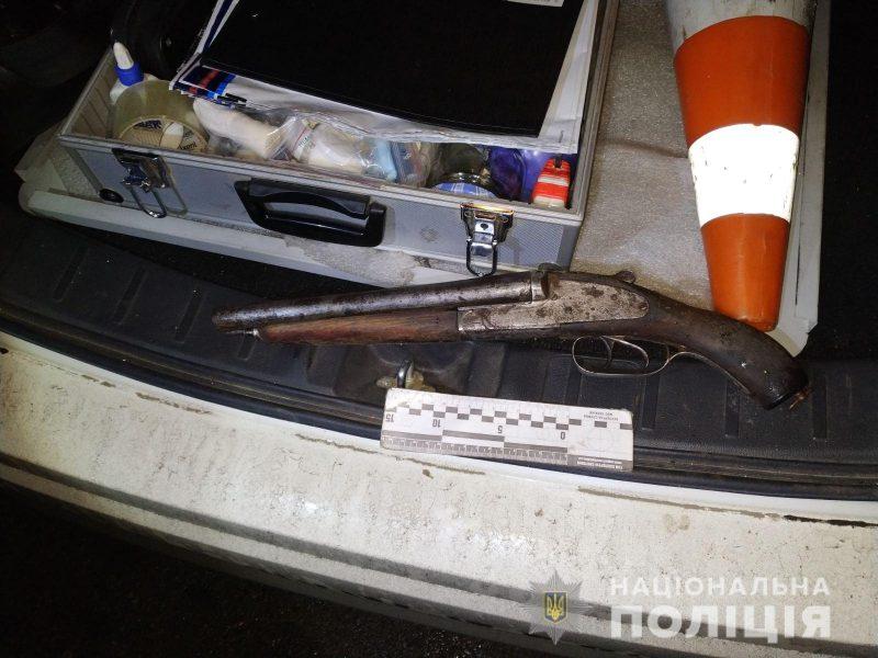 На Николаевщине мужчина, застрелившего сожительницу приятеля из его же обреза, взят под стражу