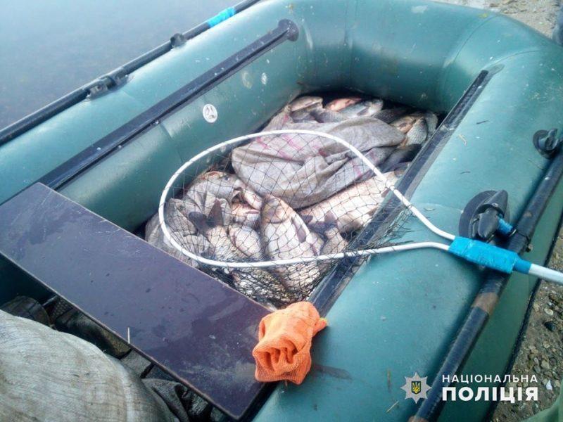 На Николаевщине полиция и рыбоохранный патруль «поймали» браконьеров с 15 кг рыбы и 61 «раколовку» (ФОТО)