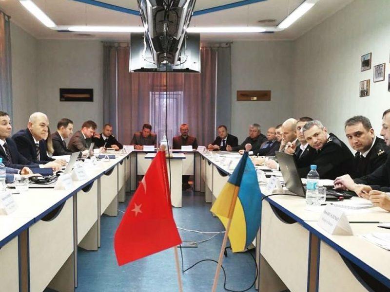 В Николаеве побывали представители турецкой компании – интересовались военным кораблестроением (ФОТО)